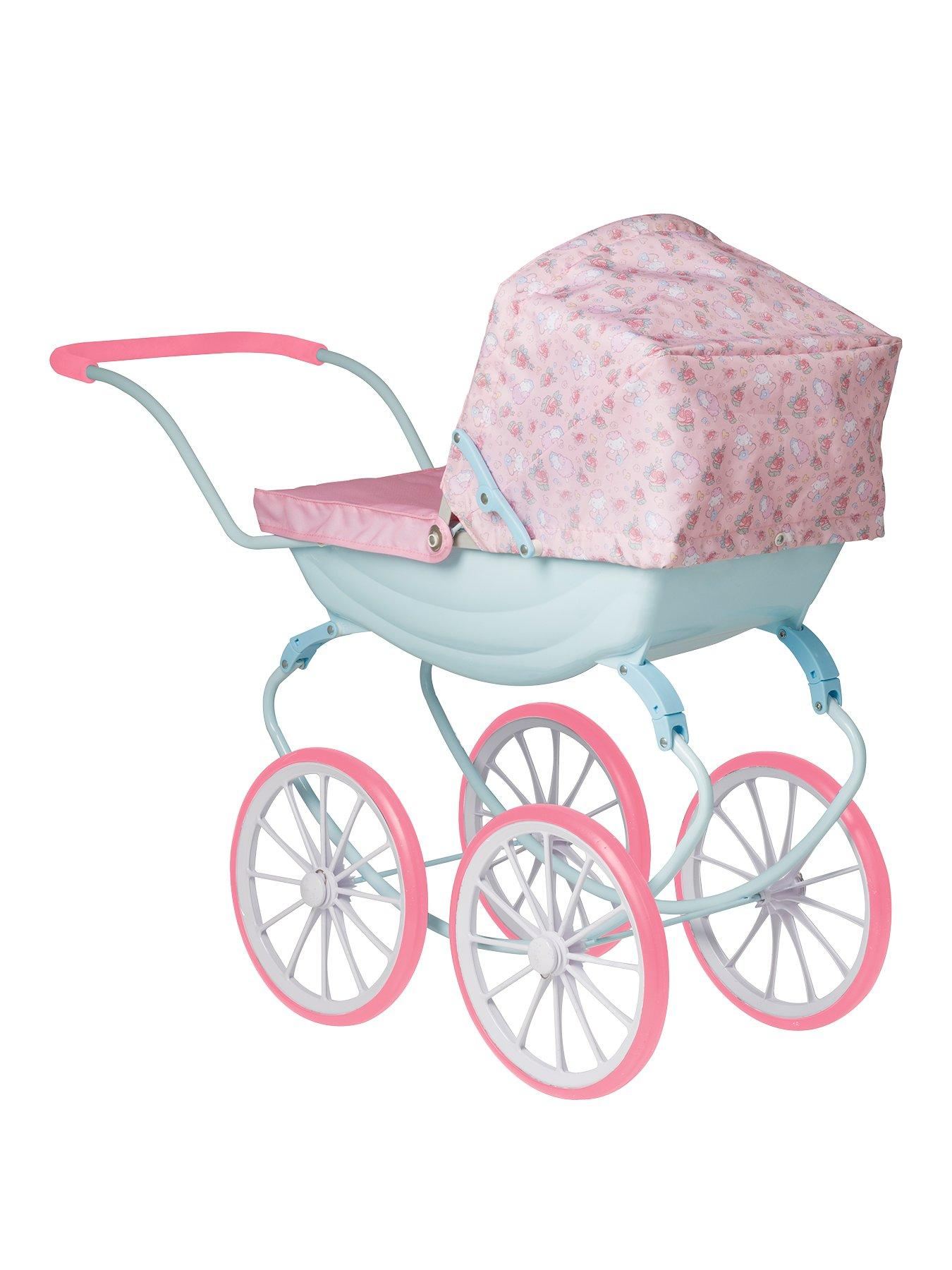 Compare prices for Baby Annabell Carriage Pram