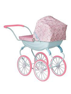baby-annabell-carriage-pram
