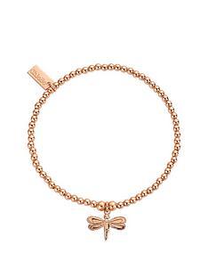 chlobo-chlobo-sterling-silver-rose-gold-plate-cute-charm-dragonfly-bracelet