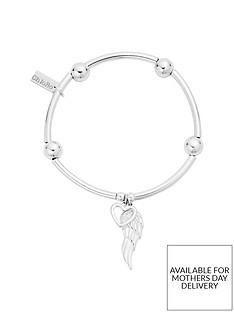 chlobo-sterling-silver-noodle-ball-open-heart-amp-angel-wing-bracelet