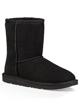 Ugg Ugg Classic Il Boot - Black Picture