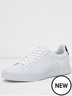 river-island-mens-quilted-trainer