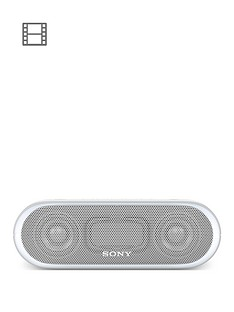 sony-srs-xb20-portable-speaker-with-extra-bass-and-lighting-white