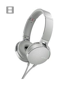 sony-mdr-xb550ap-extrabass-headphones-white