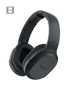 sony-mdr-rf895rk-home-wireless-headphones-100m-range-black