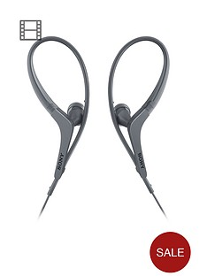 sony-mdr-as410ap-sports-in-ear-splashproof-headphones-with-in-line-mic-black