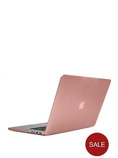 incase-protective-amp-stylish-hardshell-case-for-new-macbook-with-touch-pad-rose-quartz