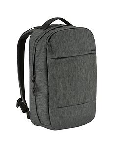 incase-city-compact-backpack-for-15inch-macbooklaptop-ndash-heather-blackgunmetal-grey