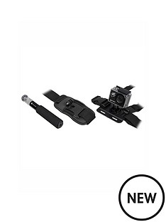 kitvision-ultimate-winter-accessory-pack-for-action-cameras-chest-mount-shoulder-mount-and-pole-extension