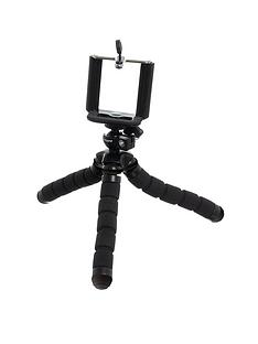 kitvision-small-flexible-foam-tripod-for-action-cameras-with-phone-holder