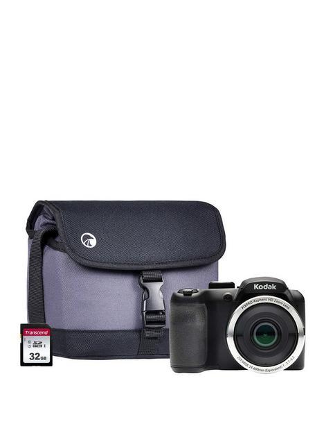 kodak-pixpro-az252-astro-zoom-bridge-camera-inc-32gb-sd-and-case