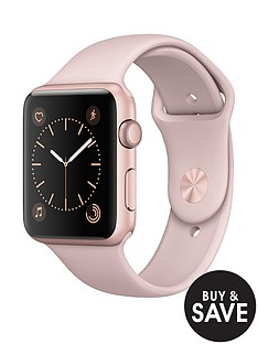 apple-watch-series-1-42mm-rose-gold-aluminium-case-with-pink-sand-sport-band