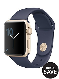 apple-watch-series-2-38mm-gold-aluminium-case-with-midnight-blue-sport-band