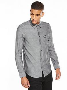 wrangler-long-sleeved-checked-shirt