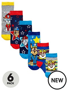 paw-patrol-6-pack-of-boys-socks