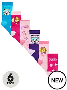 paw-patrol-6-pack-of-girls-socks