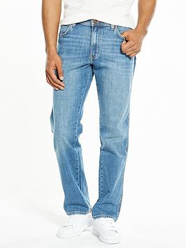 Wrangler Wrangler Texas Stretch Original Regular Jeans Picture