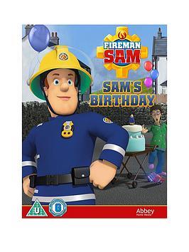 Fireman Sam Fireman Sam&039S Birthday Dvd