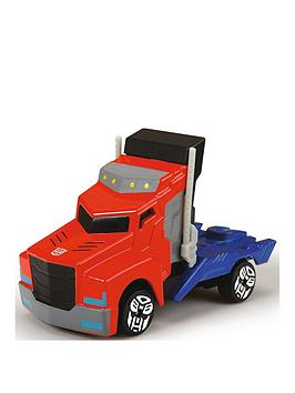 Dickie Toys Transformers Die Cast Robot Team 5 Pack
