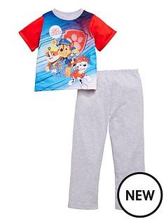 paw-patrol-paw-patrol-boys-short-sleeve-pyjamas