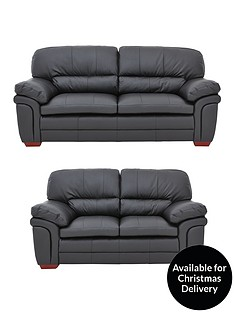 bray-100-premium-leather-3-seaternbsp-2-seater-sofa-set-buy-and-save