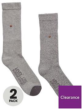 levis-levis-2pk-cushion-sole-sock