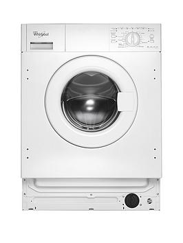 Whirlpool Awoa6122 BuiltIn 6Kg Load 1200 Spin Washing Machine   Washing Machine Only