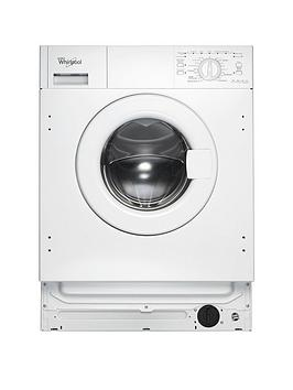 Whirlpool Whirlpool Awoa7123 BuiltIn 7Kg Load 1200 Spin Washing Machine   Washing Machine Only