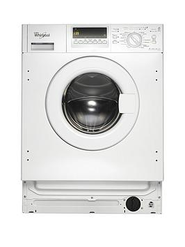 Whirlpool Awoe7143 BuiltIn 7Kg Load 1400 Spin Washing Machine   Washing Machine Only