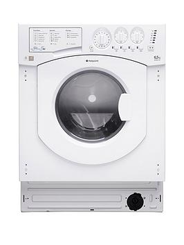 Hotpoint Aquarius Bhwd129 BuiltIn 6.5Kg Wash 5Kg Dry 1200 Spin Washer Dryer   Washer Dryer Only