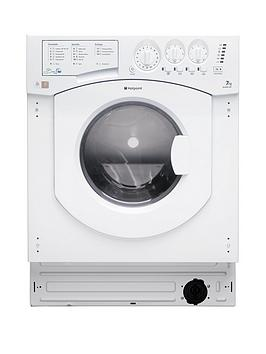 Hotpoint Aquarius Bhwd149 7Kg Wash 5Kg Dry 1400 Spin Integrated Washer Dryer   Washer Dryer With Installation
