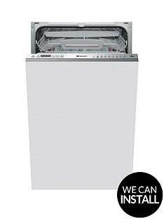 hotpoint-ultima-lstf9h123cluk-10-place-built-in-dishwasher-stainless-steel