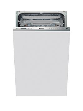 Hotpoint Ultima Lstf9H123Cluk 10Place Built In Dishwasher   Dishwasher With Installation