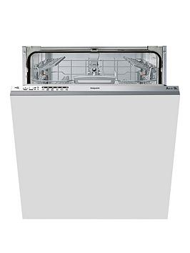 Hotpoint Aquarius Ltb6M126Uk 14Place BuiltIn Dishwasher   Dishwasher With Installation