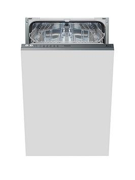 Hotpoint Aquarius Lstb6M19 BuiltIn 10Place Slimline Dishwasher   Dishwasher With Installation