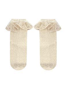 monsoon-girl-dainty-flower-lace-socks