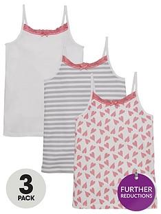 v-by-very-3pk-heart-stripe-vests