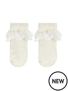 monsoon-girl-flower-lace-socks