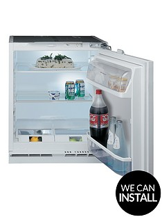 hotpoint-hla1-55cm-built-in-under-counter-fridge