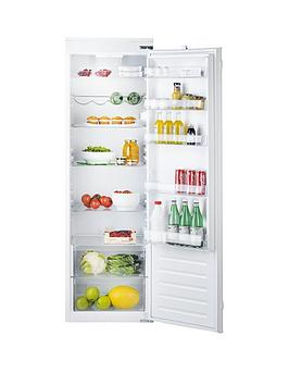 Hotpoint Hotpoint Day 1 Hs1801Aa.Uk 55Cm Integrated Fridge - White -  ... Picture