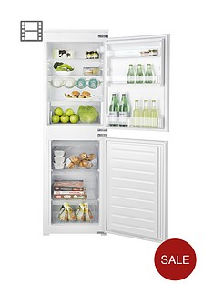 hotpoint-day-1-hmcb50501aa-177cm-high-55cm-wide-integrated-fridge-freezer-with-optional-installation-white
