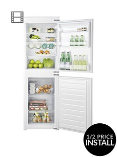 hotpoint-hmcb50501aa-177cm-high-55cm-wide-integrated-fridge-freezer-white