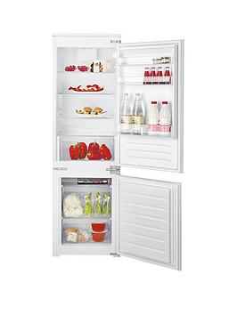 Hotpoint Hmcb7030Aa 177Cm High 55Cm Wide Integrated Fridge Freezer   Fridge Freezer Only
