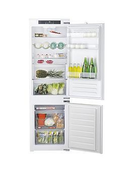 Hotpoint Ultima Hm7030Ecaao3 177Cm High 55Cm Wide BuiltIn Fridge Freezer   Fridge Freezer With Installation