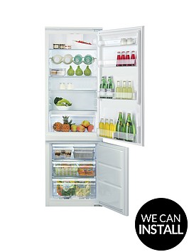 hotpoint-ultima-hmcb7030aadf-177cm-highnbsp55cm-wide-integrated-fridge-freezer-with-optional-installation-white
