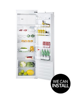 hotpoint-hsz1801aa-177cm-high-55cm-wide-integrated-upright-fridge-with-ice-box-andnbspoptional-installation