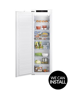 hotpoint-ultima-hf1801efaa-built-in-177cm-high-55cm-wide-fully-integrated-frost-free-freezer-white