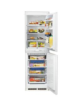 Hotpoint Aquarius Hm325Ff2 177Cm High 55Cm Wide BuiltIn Fridge Freezer   Fridge Freezer With Installation
