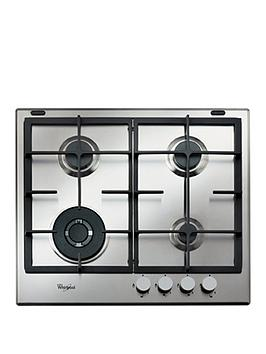 Whirlpool Absolute Gma6422Ix BuiltIn Gas Hob   Hob Only