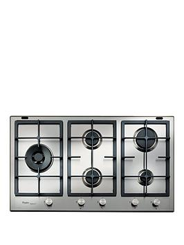 Whirlpool Fusion Gmf9522Ixl BuiltIn Gas Hob   Hob Only